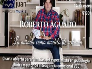 Charla Roberto Aguado