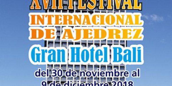 Festival de Ajedrez 2018