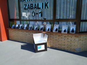 Nuestro horno solar