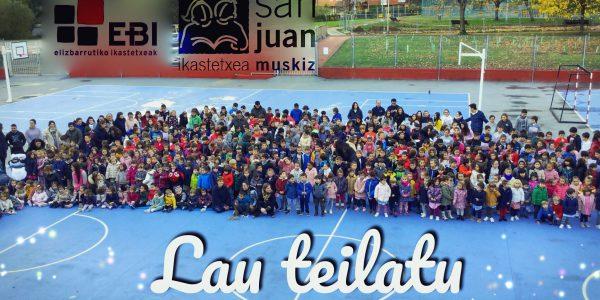 Euskararen eguna- #EITB maratoia