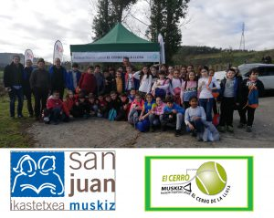 Mello Saria Solidario con sus Montes