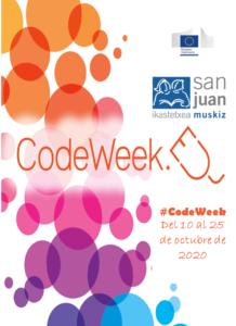 #Codeweek 2020- San Juan Ikastetxean