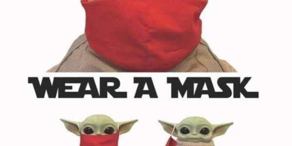 Recuerda como usar la mascarilla