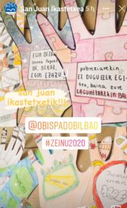 """""""Tiende tu mano al pobre"""" – Zeinu 2020"""