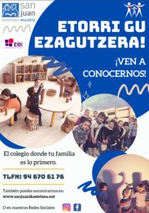 Etorri Gu Ezagutzera