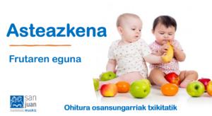 Frutaren eguna
