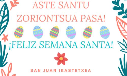 ¡Felices vacaciones, San Juan!